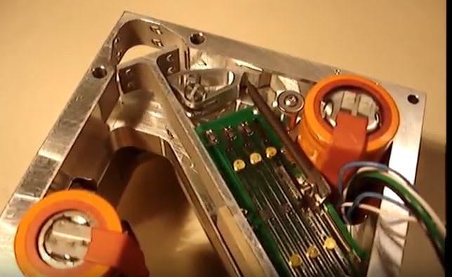 Active Shock Damper Actuator