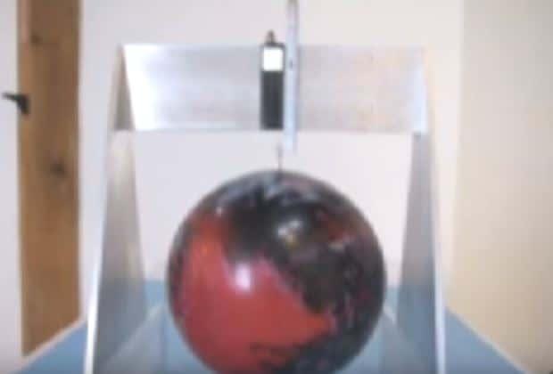 Nitinol Actuator Hoists Bowling Ball 150x its Weight