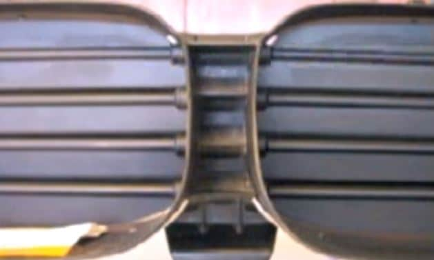 Shape Memory Alloy Automotive Active Grille Mechanism (AGM) or Shutters