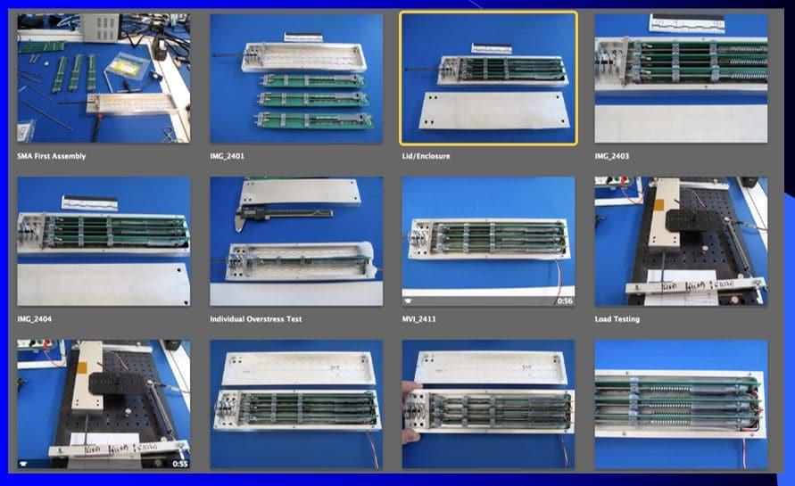 SMA Actuator Build Process